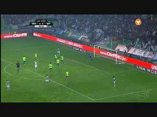 Sporting, Jogada, Barcos, 83m