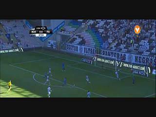 Feirense, Golo, Tiago Silva, 28m , 0-1