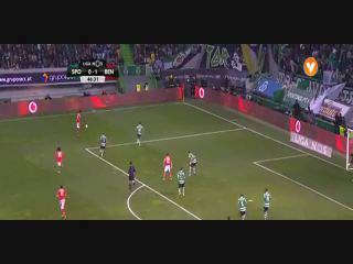 Benfica, Jogada, Renato Sanches, 47m