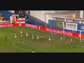 Sporting, Caso, Aquilani, 66m