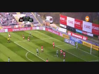Sporting, Jogada, Bryan Ruiz, 8m