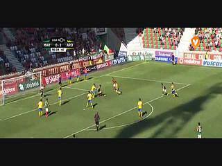 Marítimo, Golo, Dyego Sousa, 91m, 1-2