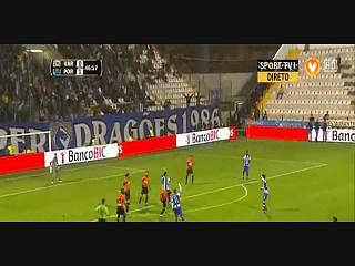 FC Porto, Caso, Tello, 46m