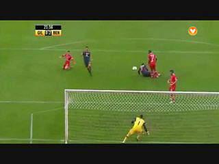 Liga (31ª J): Resumo Gil Vicente 0-5 Benfica