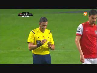 Resultado ao Intervalo – Sp. Braga 2-0 Académica