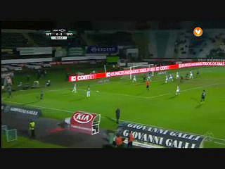 Sporting, Jogada, Aquilani, 83m