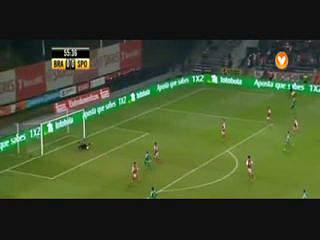 Sporting, Jogada, João Mário, 56m