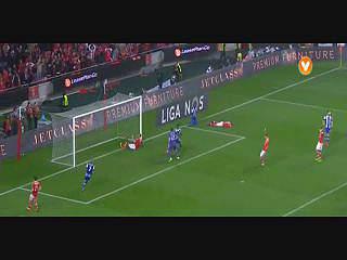 Benfica, Jogada, Mitroglou, 37m