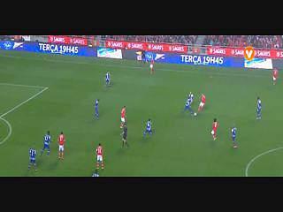 Benfica, Golo, Mitroglou, 18m, 1-0