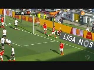 Benfica, Jogada, Maxi Pereira, 13m
