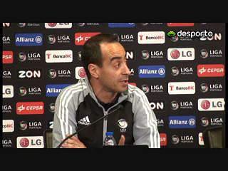 Jorge Sousa «Queremos provar que fomos merecedores»
