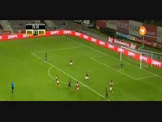 Liga (8ª J): Resumo Sp. Braga 2-1 Benfica