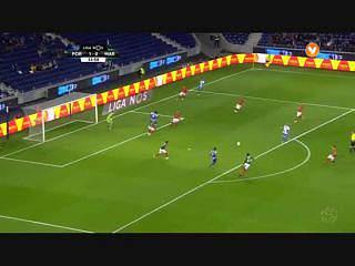 FC Porto, Jogada, Brahimi, 34m