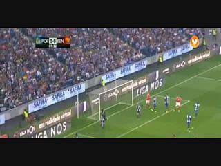Benfica, Jogada, K. Mitroglou, 8m