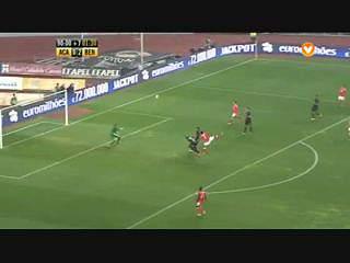Benfica, Jogada, Derley, 92m