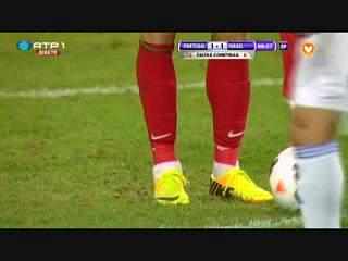 Portugal, Jogada, Ronaldo, 89m