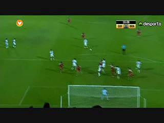 Liga (5ª J): Resumo V. Guimarães 1-1 Sp. Braga