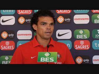 Pepe: «É uma injustiça o Cristiano só ter uma Bola de Ouro»