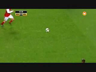 SC Braga, Jogada, Pardo, 15m