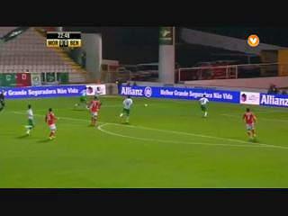 Benfica, Jogada, Derley, 23m