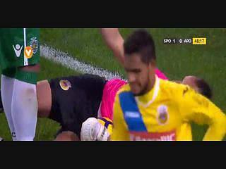 Sporting, Jogada, R. Petrovi?, 46m