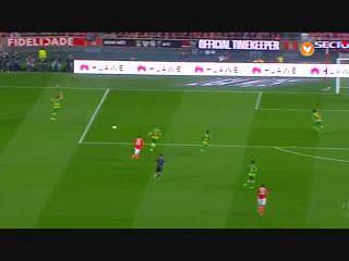 Liga (26ª J): Resumo Benfica 4-1 Tondela