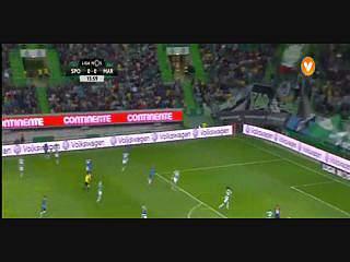 Marítimo, Jogada, Edgar Costa, 17m