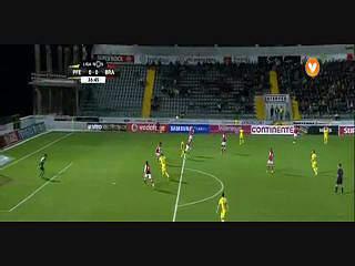 Liga (31ª J): Resumo P. Ferreira 1-0 Sp. Braga