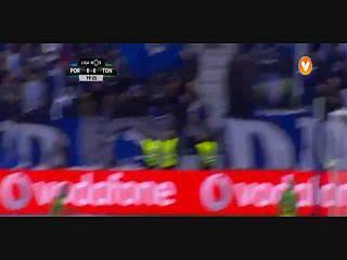 Liga (28ª J): Resumo FC Porto 0-1 Tondela