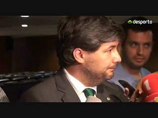Bruno Carvalho «Começam a chegar propostas sérias»