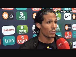 Bruno Alves «Sempre conseguimos os nossos objetivos»