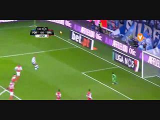 FC Porto, Jogada, Diogo Jota, 66m