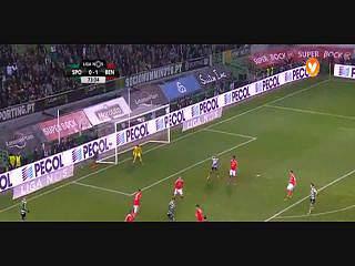 Sporting, Jogada, B. Ruiz, 74m