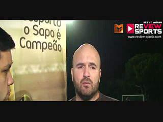 ROFF VS EMPARK - Flash Interview Ivo Torres