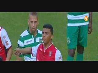 Sporting, Jogada, Slimani, 65m
