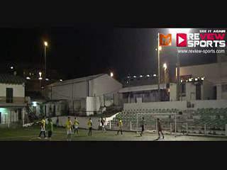 P.AMARELAS 3 VS 4 J.MARTINS - Quarto golo de Hugo Anão