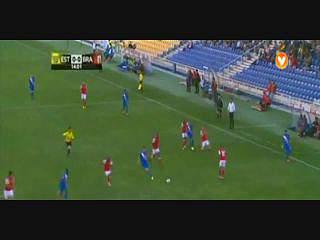 Liga (4ª J): Resumo Estoril 1-0 Sp. Braga