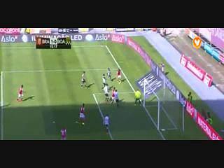 Liga (3ª J): Resumo Sp. Braga 4-0 Boavista