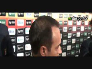 Salvador «Vencemos uma das melhores equipas do Mundo»