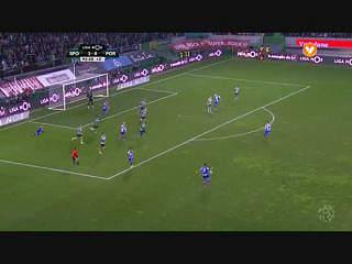 FC Porto, Jogada, M. Layún, 93m