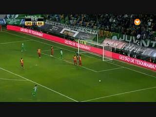 Sporting, Jogada, Mané, 55m