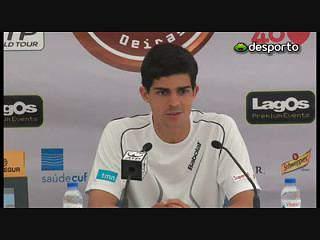 Rui Machado: «Estou mais confiante»