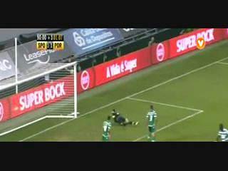 FC Porto, Jogada, Tello, 91m