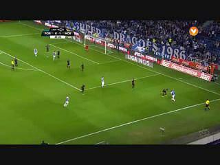 Liga (23ª J): Resumo FC Porto 3-2 Moreirense