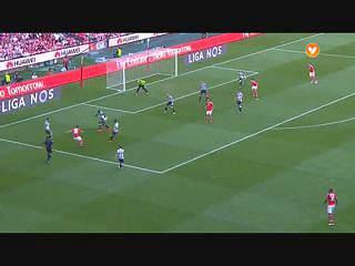 Resultado ao Intervalo – Benfica 1-0 Boavista