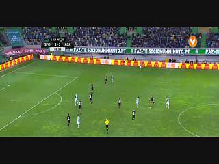 Sporting, Jogada, B. Ruiz, 79m
