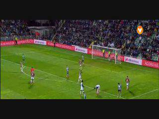 Sporting, Jogada, Bruno César, 43m