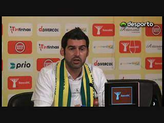 Paulo Fonseca felicita FC Porto