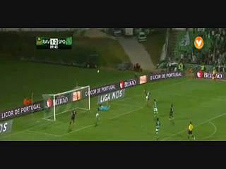 Sporting, Jogada, João Pereira, 90m
