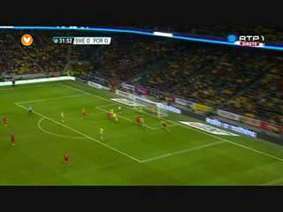 Portugal, Jogada, Cristiano Ronaldo, 32m